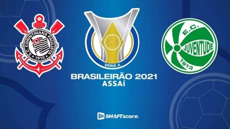 Palpite e prognóstico Corinthians Juventude, dicas de apostas esportivas online.