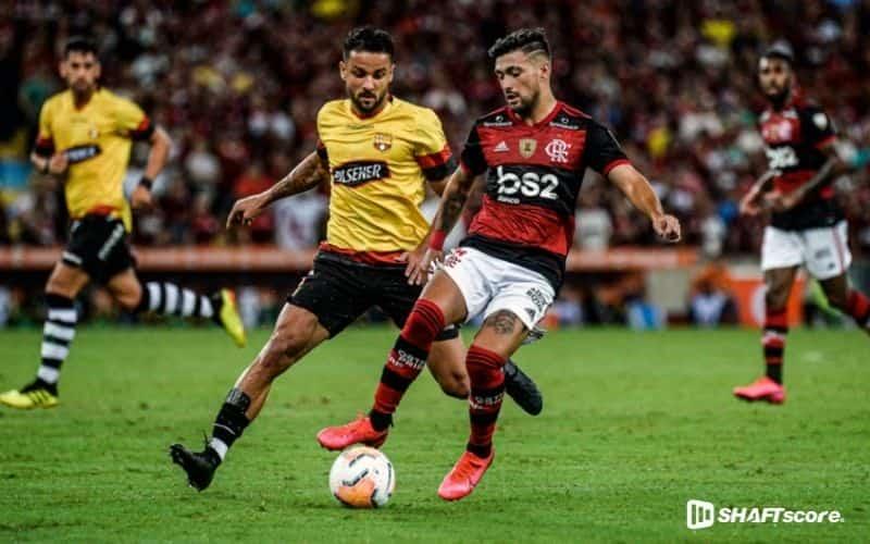 Palpite e prognóstico Flamengo Barcelona, dicas de apostas esportivas online Bet365.
