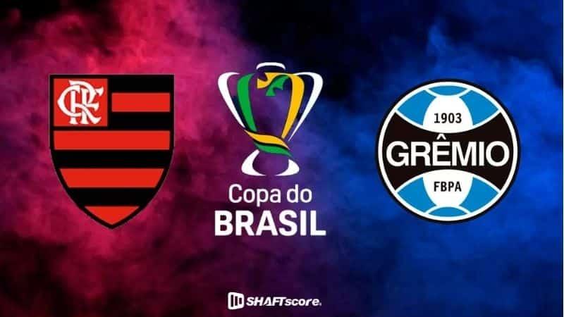 Palpite e prognóstico Flamengo Grêmio, dicas de apostas esportivas online.
