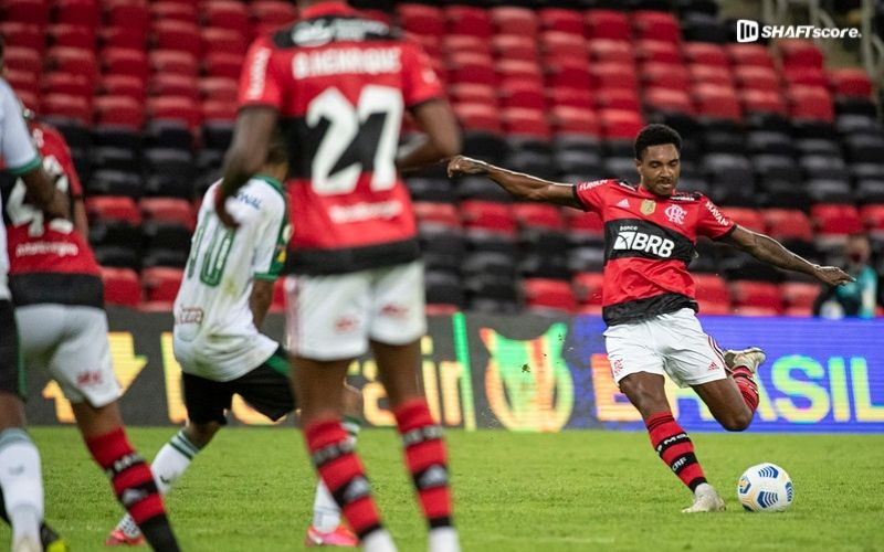 Palpite e prognóstico América Mineiro Flamengo, dicas de apostas esportivas online.