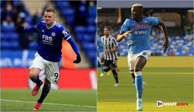 Palpite e prognóstico Leicester City Napoli, dicas de apostas esportivas online.