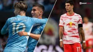 Palpite e prognóstico Manchester City Leipzig, dicas de apostas esportivas online.