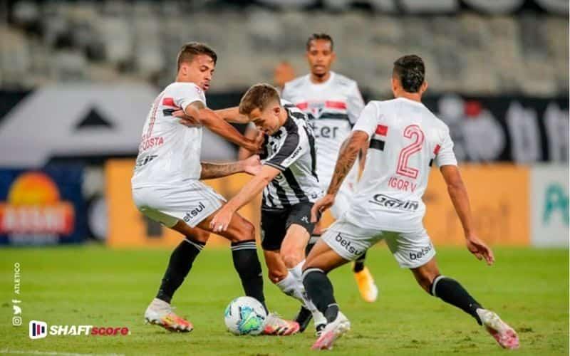 Palpite São Paulo Atlético Mineiro