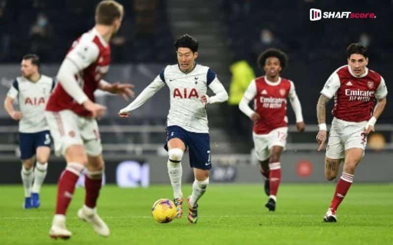 Palpite e prognóstico Palpite Arsenal Tottenham, dicas de apostas esportivas online Bet365.