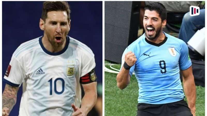 Palpite e prognóstico Argentina Uruguai, dicas bet365.