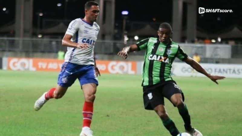 Prognóstico América Mineiro Bahia