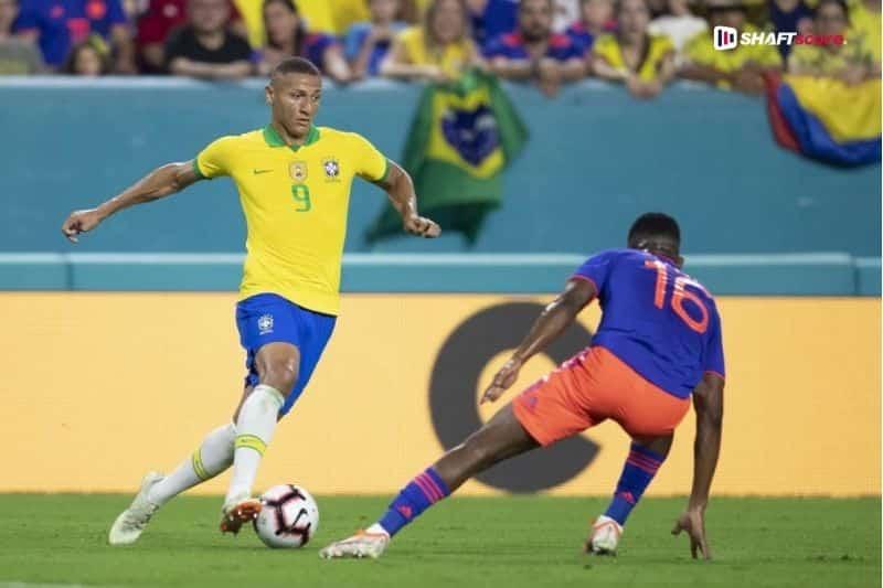 Palpite e prognóstico Colômbia Brasil