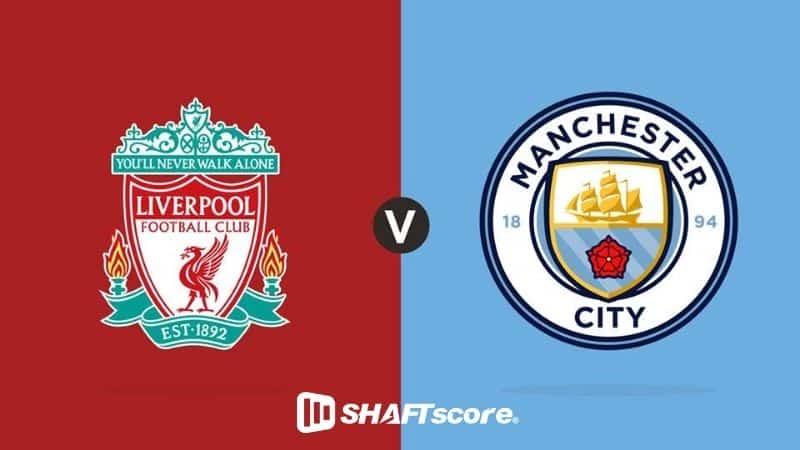 Palpite e prognóstico Liverpool Manchester City, dicas bet365.
