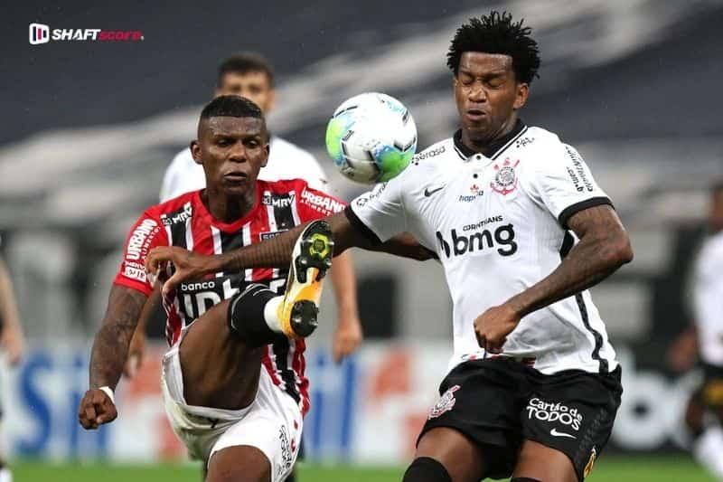 Prognóstico São Paulo Corinthians bet365