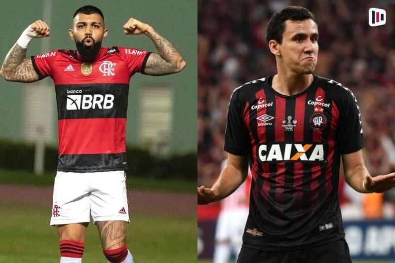 Palpite e prognóstico Flamengo Athletico Paranaense, dicas de apostas bet365.