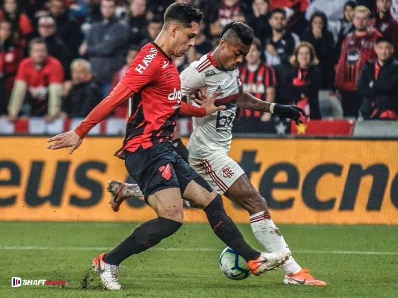 Prognóstico Athletico Paranaense Flamengo, dicas bet365.
