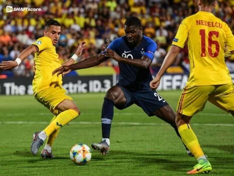 Palpite prognóstico Espanha França bet365.
