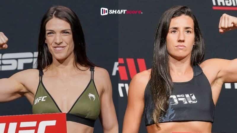 Palpite e prognóstico UFC Mackenzie Dern x Marina Rodriguez Bet365