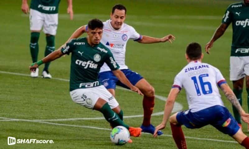 Palpite e prognóstico Bahia Palmeiras