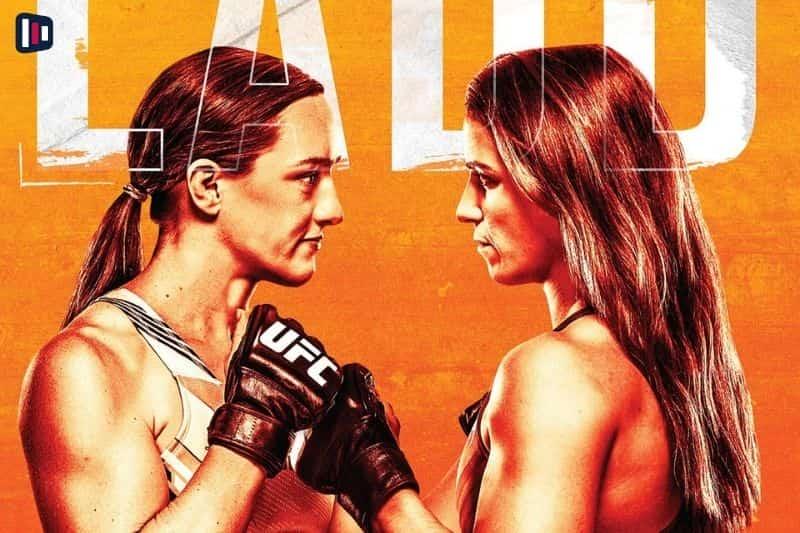 UFC Vegas 40 combate