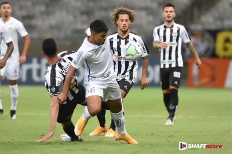 Palpite prognóstico dicas Atlético Mineiro Santos