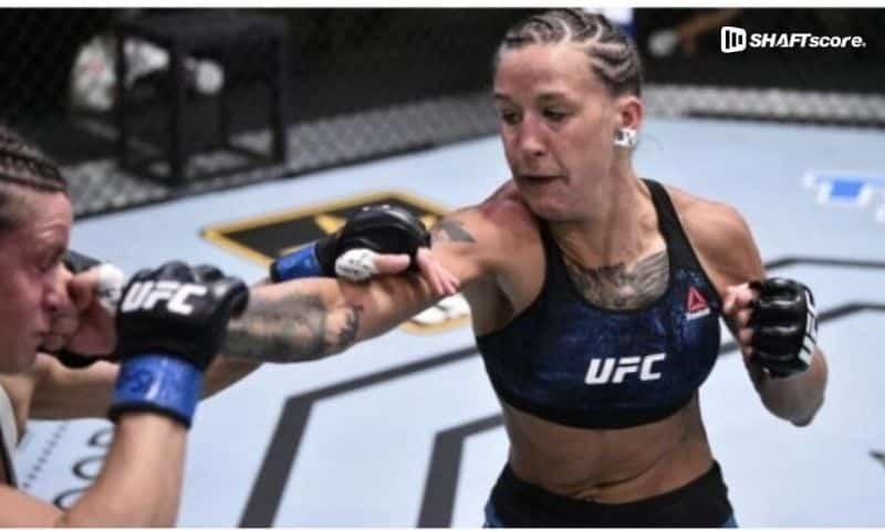 Palpite UFC Mackenzie Dern x Marina Rodriguez